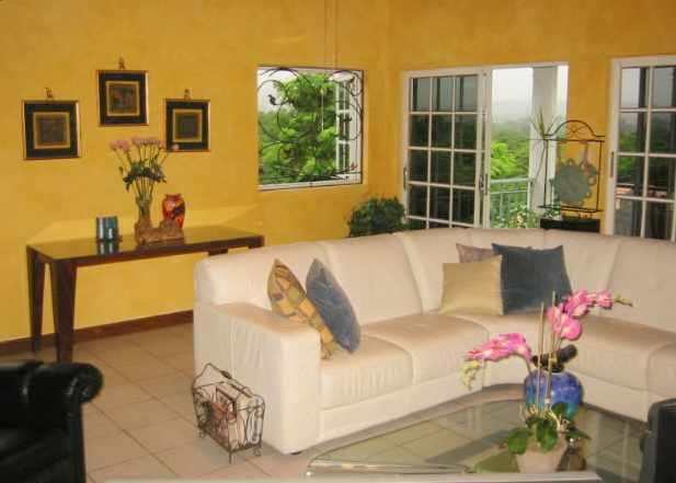 Jamaica Villa Jamaica Luxury Villa Jamaica Vacation Villa Jamaica Family Villa The Blue House Luxury Villa Ocho Rios Jamaica