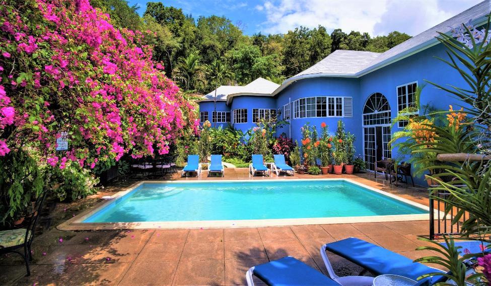 Jamaica Boutique Bed & Breakfast Inn - Luxury Caribbean Guest House