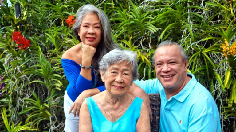 Chinese Jamaican Family