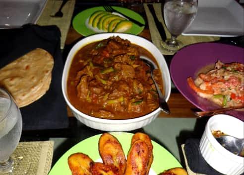 7 night foodie